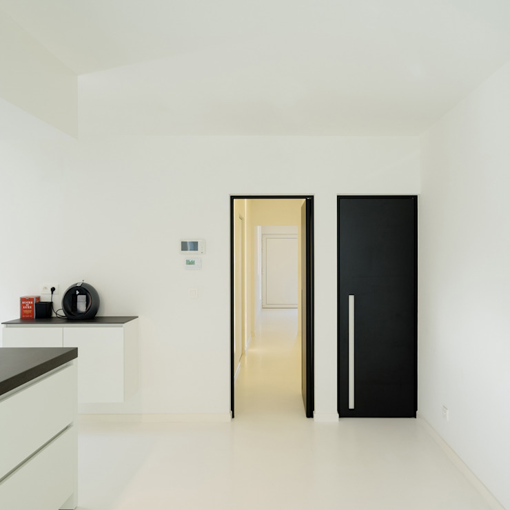 Oleh Anyway Doors Modern