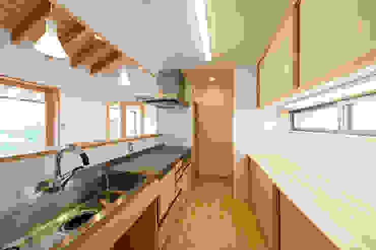 キッチン モダンな キッチン の 建築工房 at ease モダン