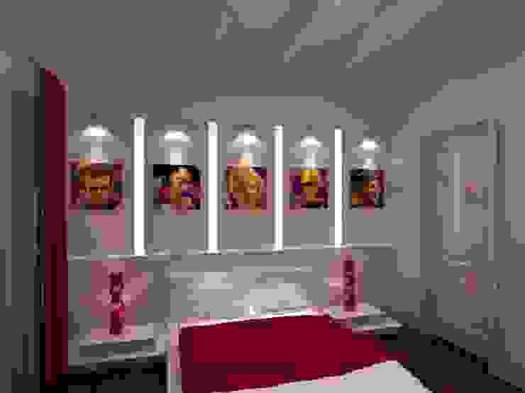 Appartement audi Chambre d'enfant moderne par michel bandaly Moderne