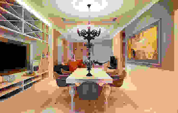 Nigeria II Столовая комната в стиле модерн от KAPRANDESIGN Модерн