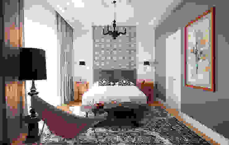 Nigeria II Спальня в стиле модерн от KAPRANDESIGN Модерн