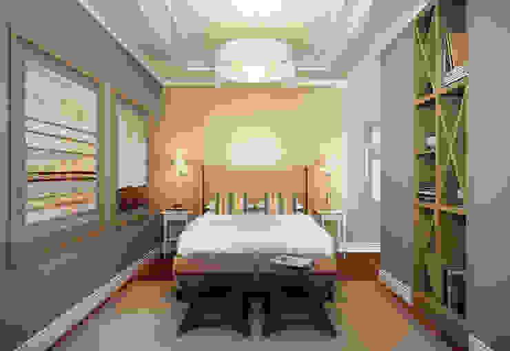 Nigeria II Спальня в эклектичном стиле от KAPRANDESIGN Эклектичный