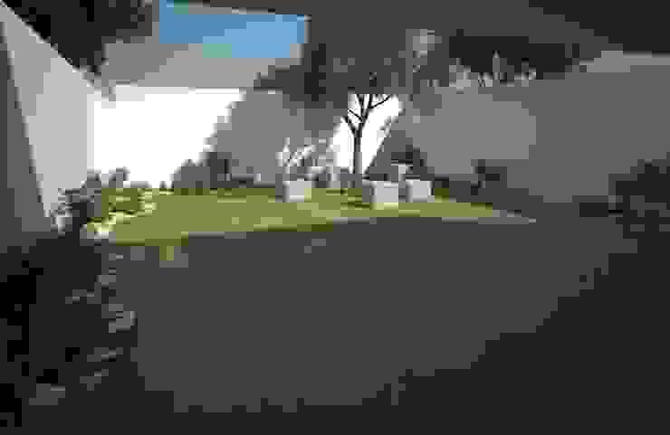 모던스타일 정원 by Axios Arquitectos 모던