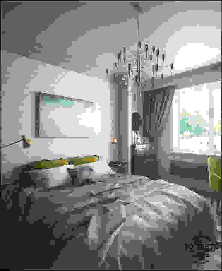 Colonial style bedroom by ToTaste.studio Colonial