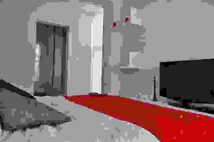 Casa 320 Dormitorios modernos: Ideas, imágenes y decoración de Baltera Arquitectura Moderno