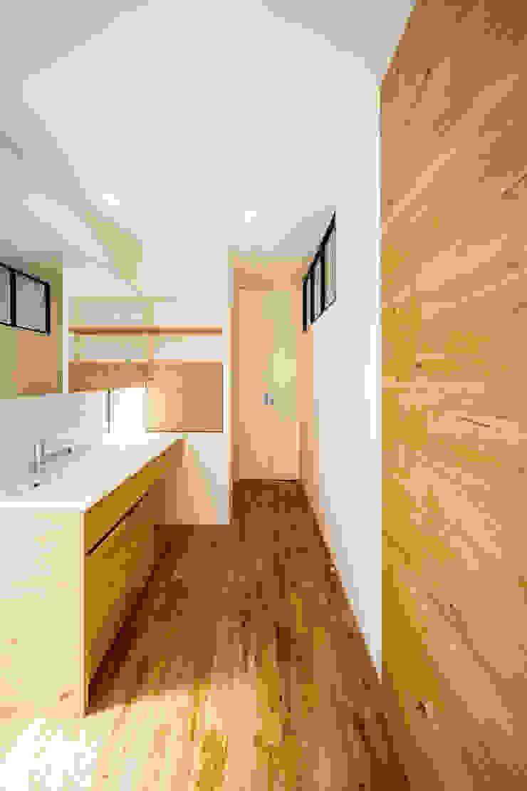 haus-turf 北欧スタイルの お風呂・バスルーム の 一級建築士事務所haus 北欧