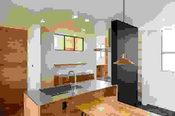 haus-turf 北欧デザインの キッチン の 一級建築士事務所haus 北欧