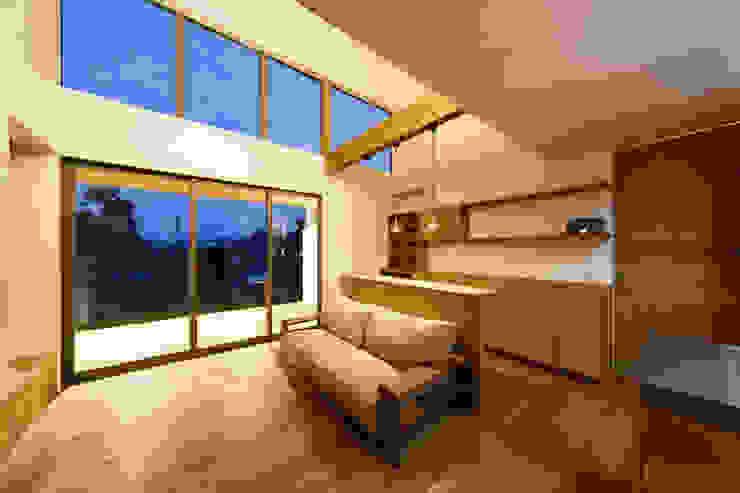 haus-turf 北欧デザインの リビング の 一級建築士事務所haus 北欧