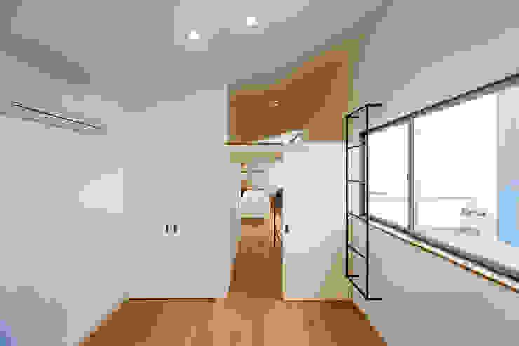 bent 北欧デザインの 子供部屋 の 一級建築士事務所haus 北欧