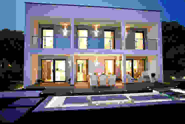 ELK Fertighaus GmbH 現代房屋設計點子、靈感 & 圖片