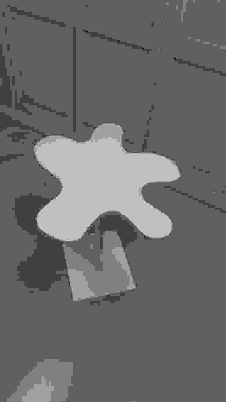 Idea d' Interni Arredamenti ห้องนอนโต๊ะหัวเตียง