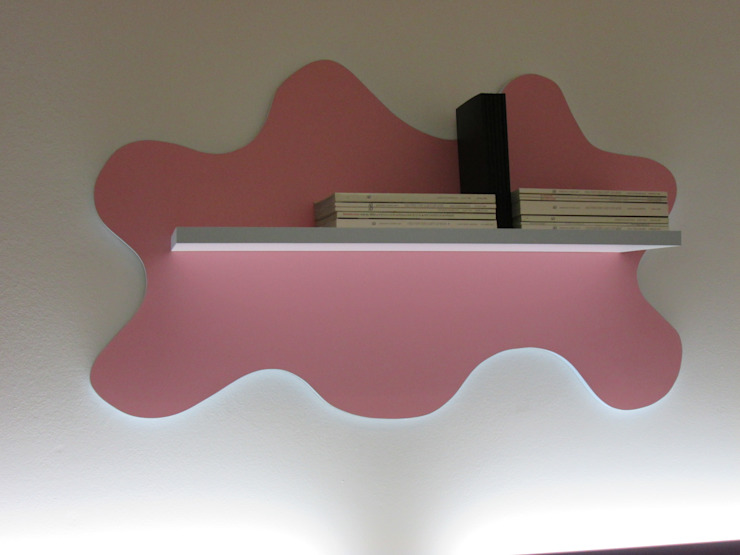 Idea d' Interni Arredamenti ห้องนั่งเล่นของตกแต่งและอุปกรณ์จิปาถะ