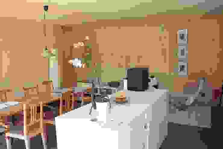 Küche und Esszimmer Moderne Küchen von bb architektur gmbh Modern