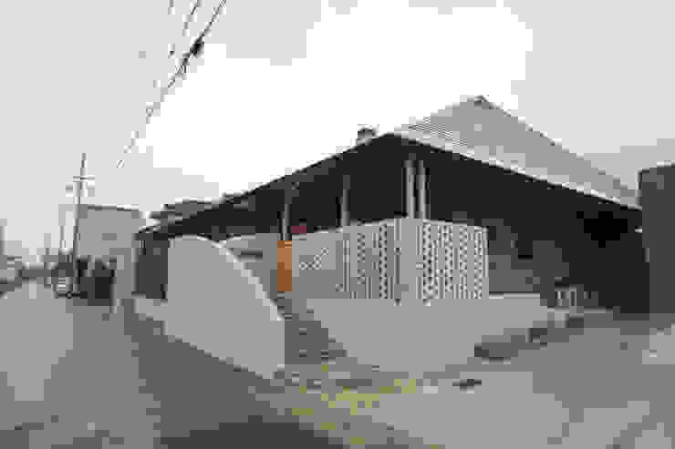 外観 カントリーな 家 の 一級建築士事務所 ヒモトタクアトリエ カントリー