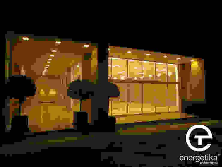 Energetika Technologies Дома в стиле модерн