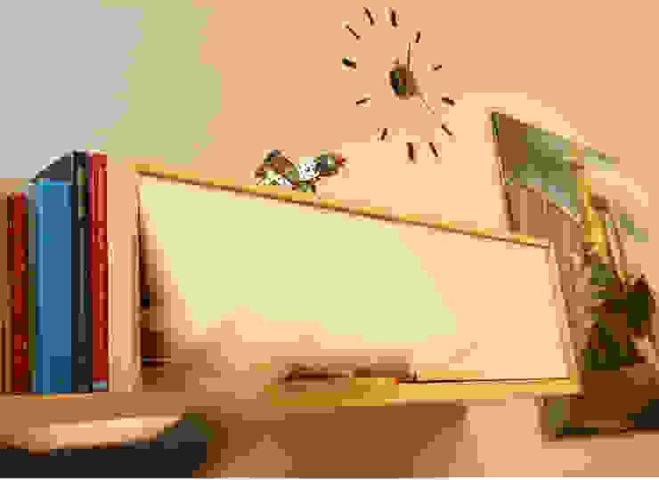 isabella maruti architetto BedroomWardrobes & closets