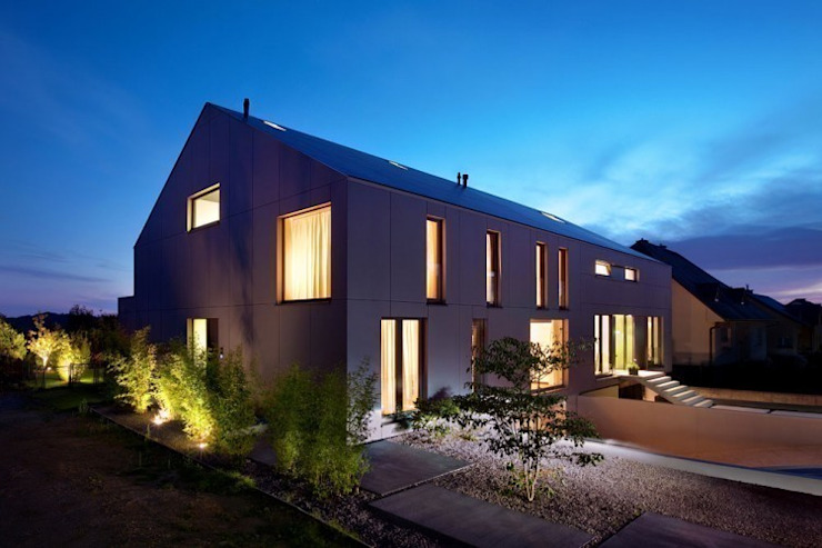 Huizen door Ecologic City Garden - Paul Marie Creation