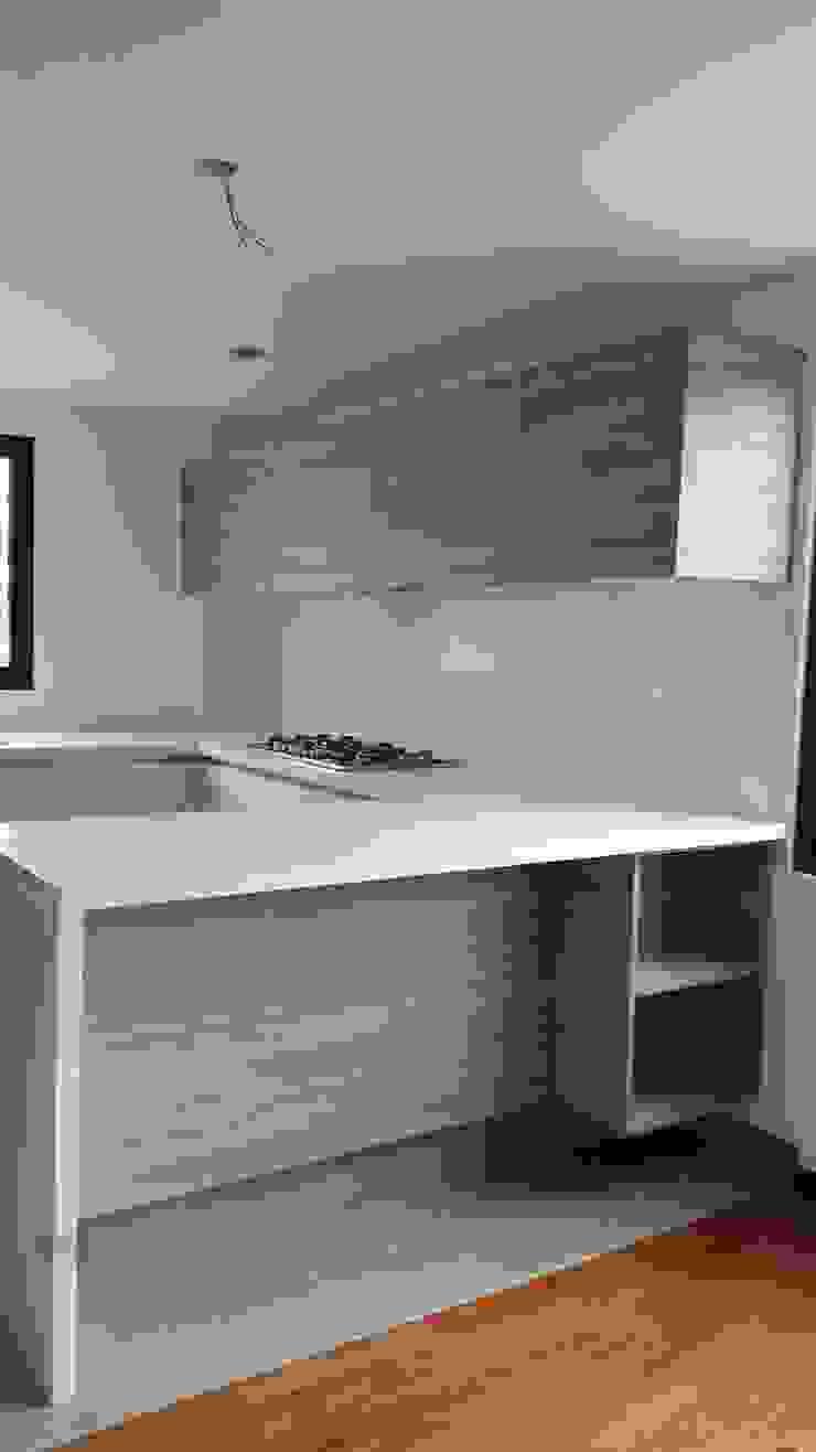 Bisazza Cocinas modernas de InteriorEs Silvana McColgan Moderno