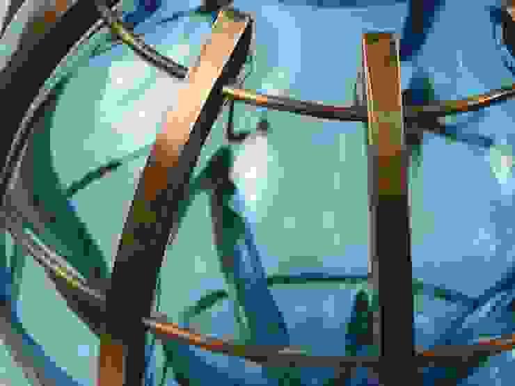 Caught in Copper: modern  door Wowglass, Modern