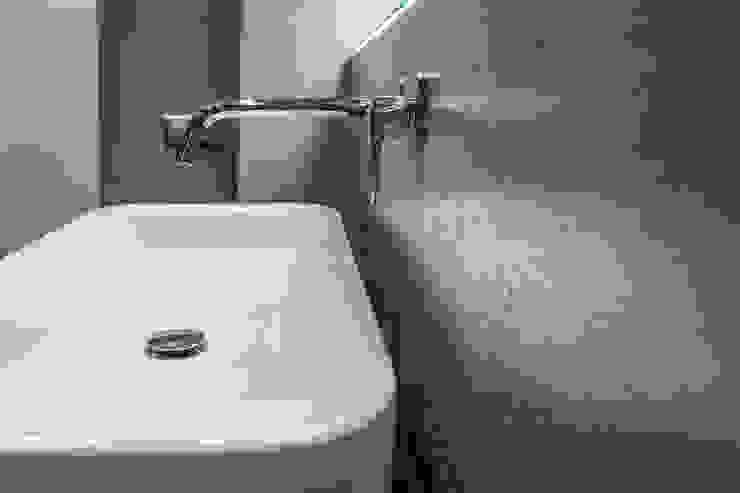 бетонный фартук от студия Дизайн Квадрат Лофт