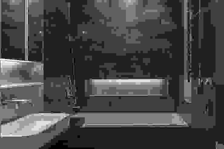 ванная лофт от студия Дизайн Квадрат Лофт