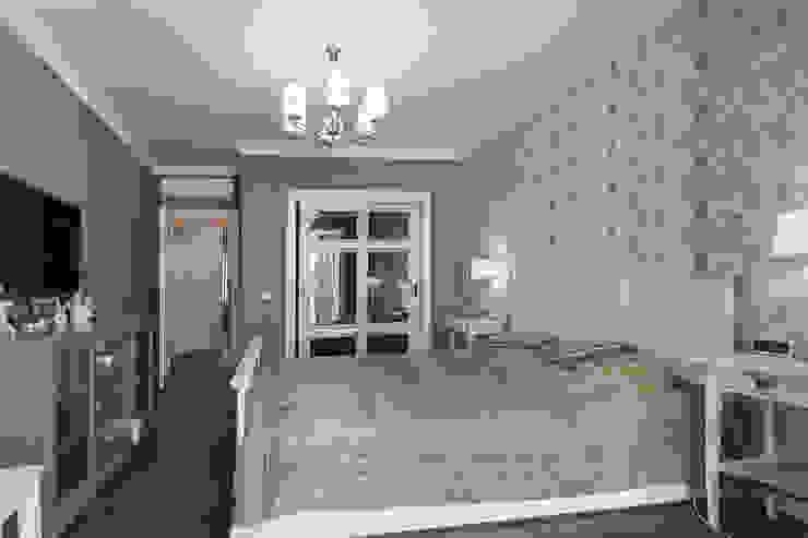 Спальня в американском стиле от студия Дизайн Квадрат Классический