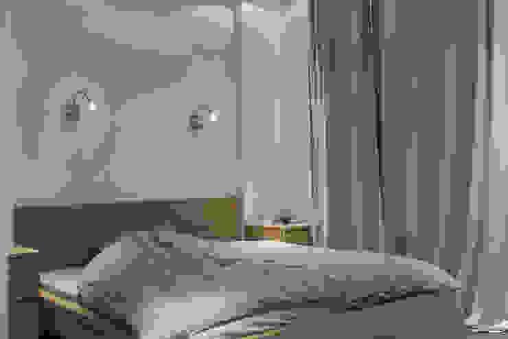 спальня от студия Дизайн Квадрат Лофт