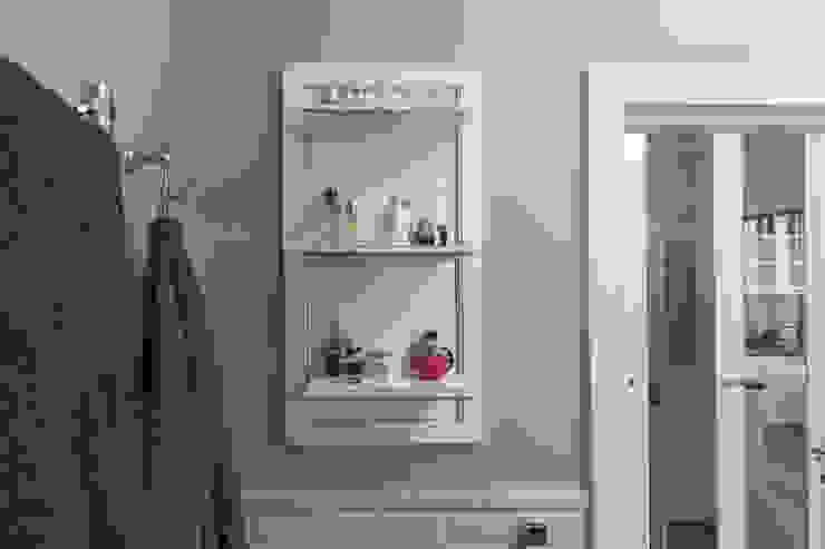 Ванная комната в американском стиле от студия Дизайн Квадрат Классический
