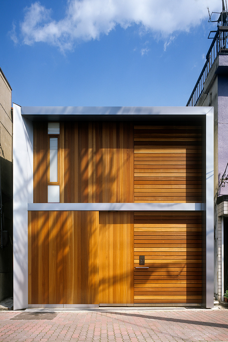Nhà phong cách chiết trung bởi 緒方幸樹建築設計事務所 Chiết trung