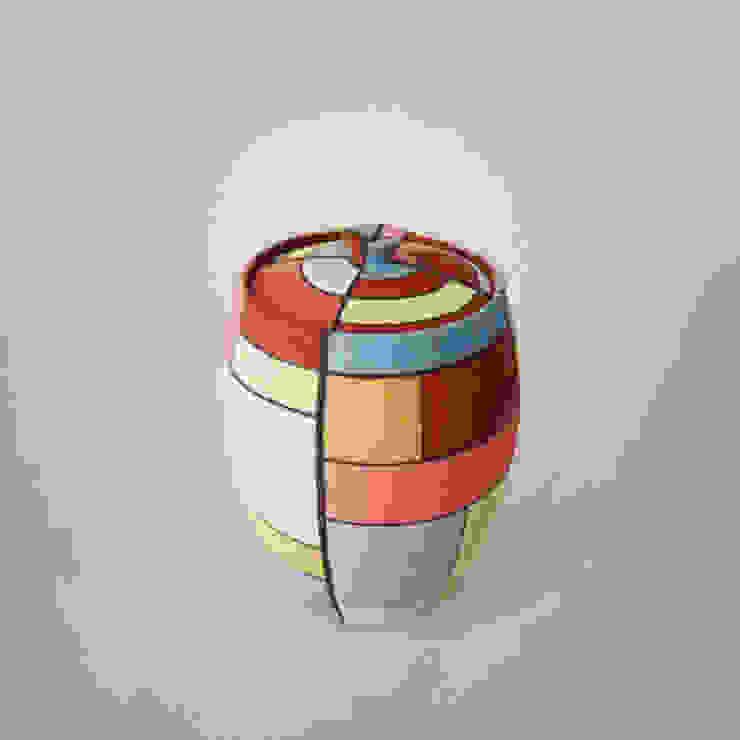 조각보 라인 - Patchwork wrapping-cloth Line: 하랑(HARANG ceramic studio) 의 아시아틱 ,한옥