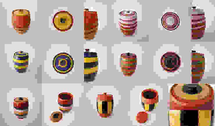 줄무늬 라인 - Stripe Line: 하랑(HARANG ceramic studio) 의 촌사람 같은 ,러스틱 (Rustic)