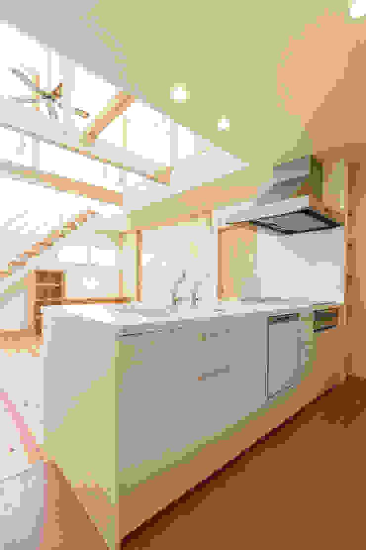 キッチン モダンな キッチン の 株式会社かんくう建築デザイン モダン