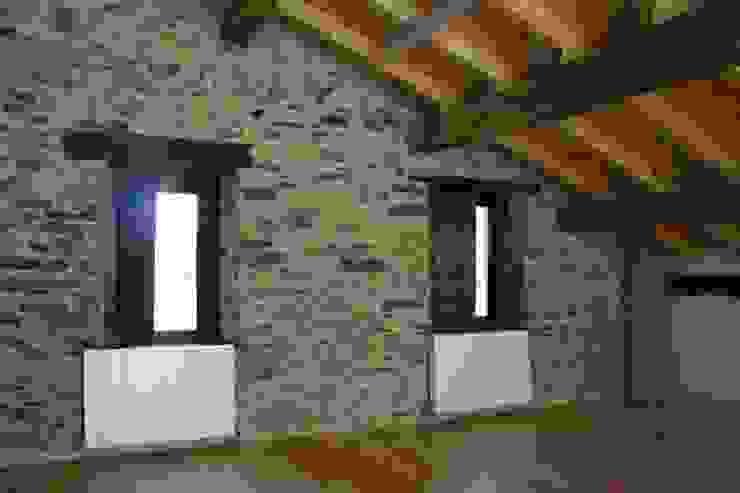 Dormitorio Estado definitivo Dormitorios de estilo rústico de Lidera domÉstica Rústico