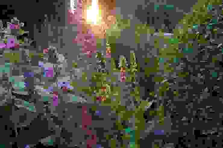 Kleur in de tuin Moderne tuinen van Biesot Modern