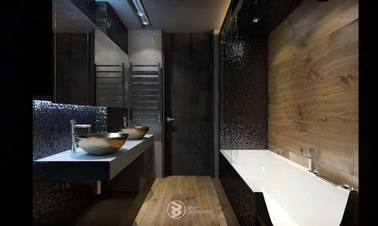 27Unit design buro Salle de bain originale
