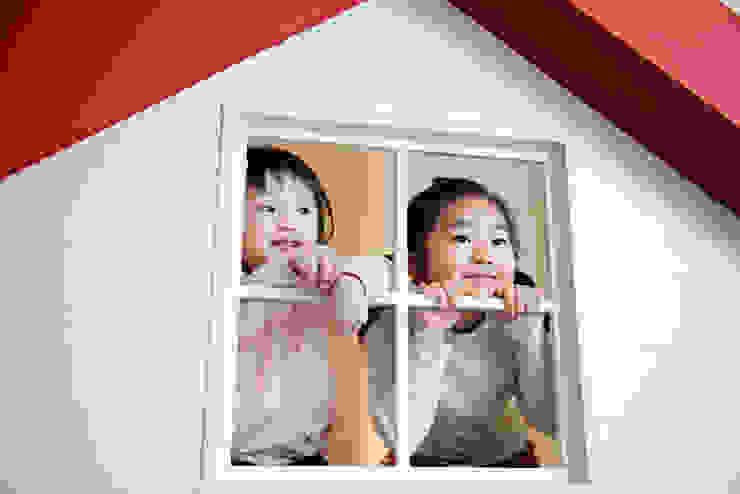 집속의 집 '키즈 하우스' 모던스타일 아이방 by 퍼스트애비뉴 모던