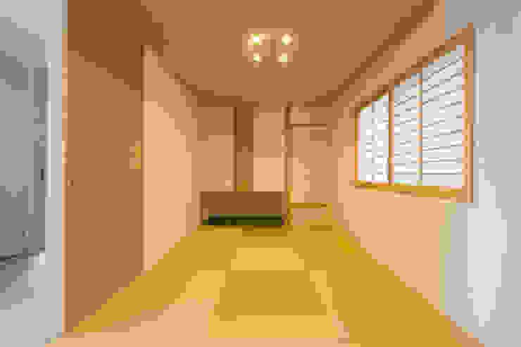 和室 モダンデザインの 多目的室 の 株式会社かんくう建築デザイン モダン