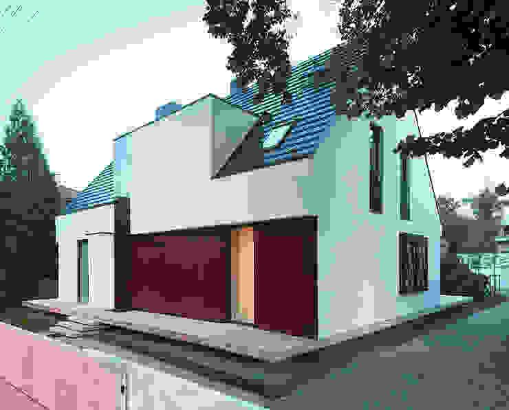 KMA Kabarowski MIsiura Architekci Rumah Modern