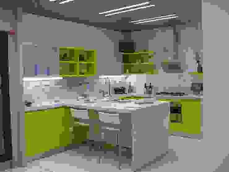 Modern kitchen by Fausti cucine arredamenti Modern