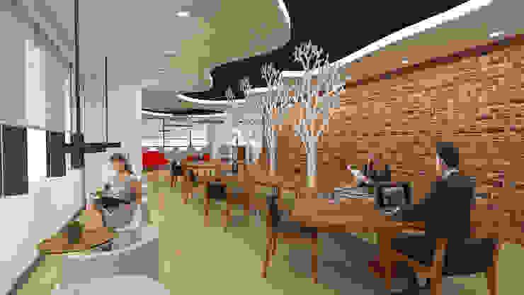 kafeterya Diff Mimarlık Modern