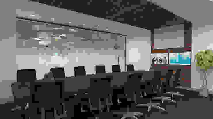 Diff Mimarlık Edificios de oficinas de estilo moderno