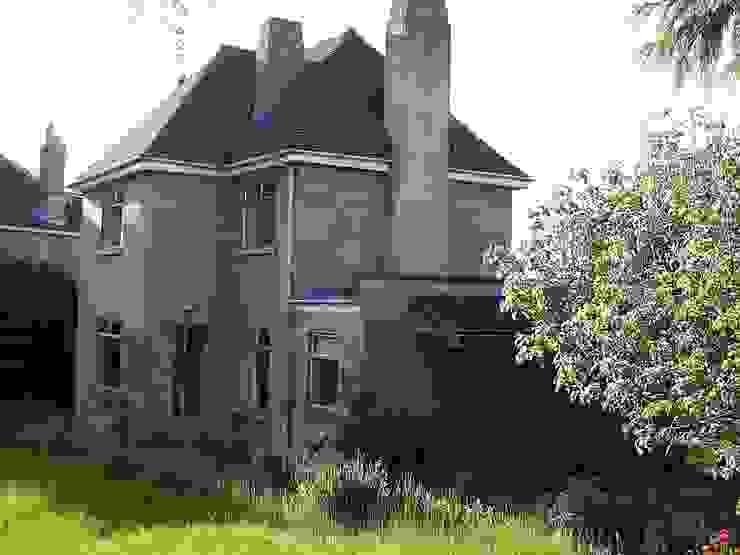 The original house por Hetreed Ross Architects Minimalista