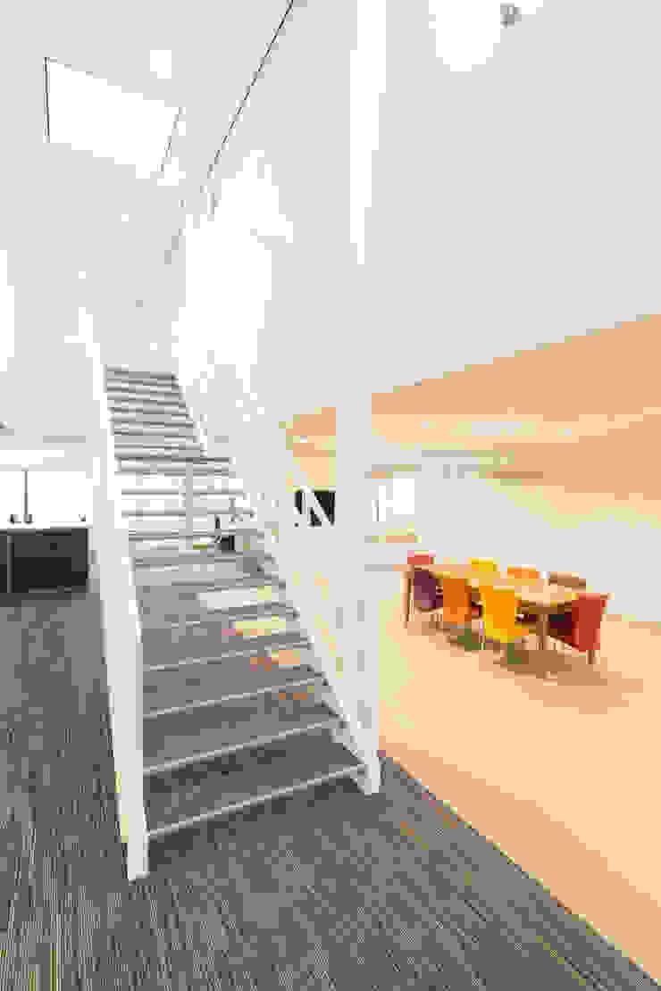 kantoorpand T58 Moderne kantoorgebouwen van AERDE BORGERT ARCHITECTEN Modern