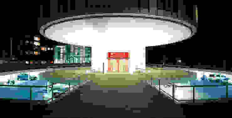 Schutterstoren Meer en Oever Moderne huizen van Paul de Vroom architecten Modern
