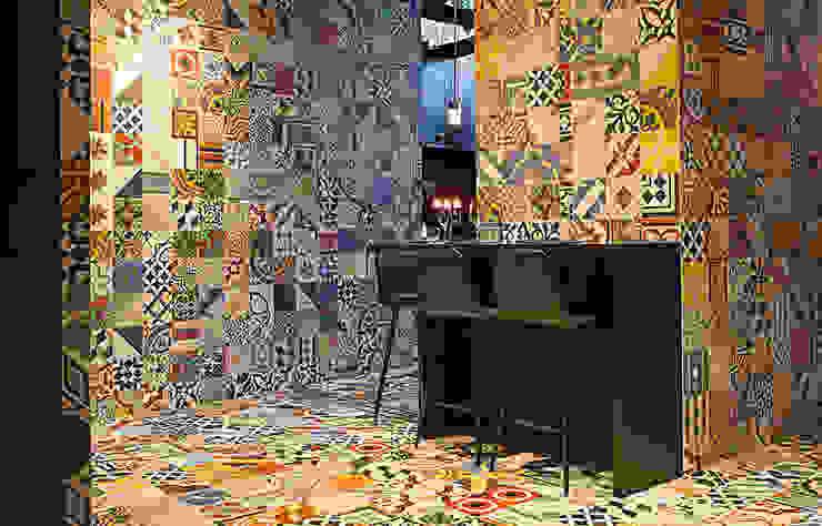 Random Tile Collection de Work House Collection Ecléctico