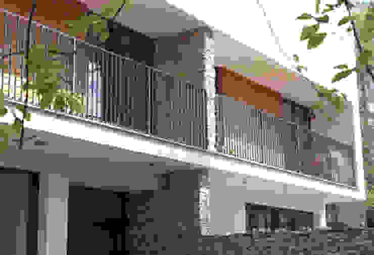 Moderne huizen van MK-ARCHITEKCI Modern
