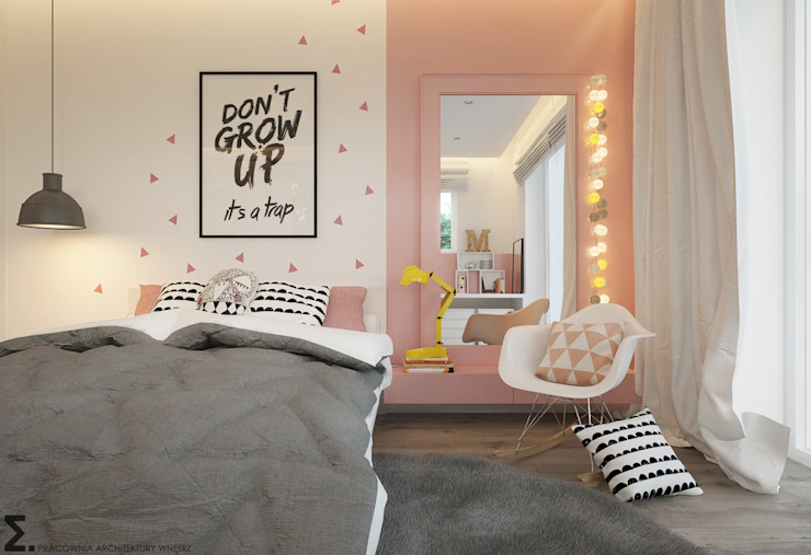 Nursery/kid's room by homify,