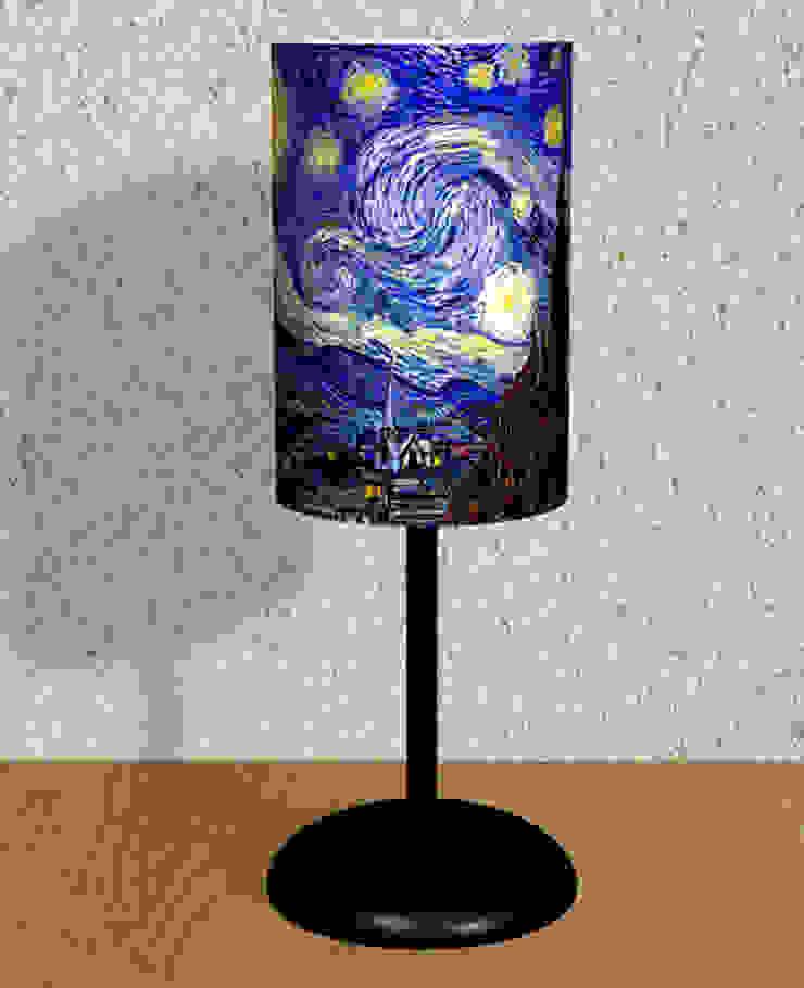 iF Dizayn Tasarım Ürünleri – iF Dizayn Van Gogh Abajur: modern tarz , Modern