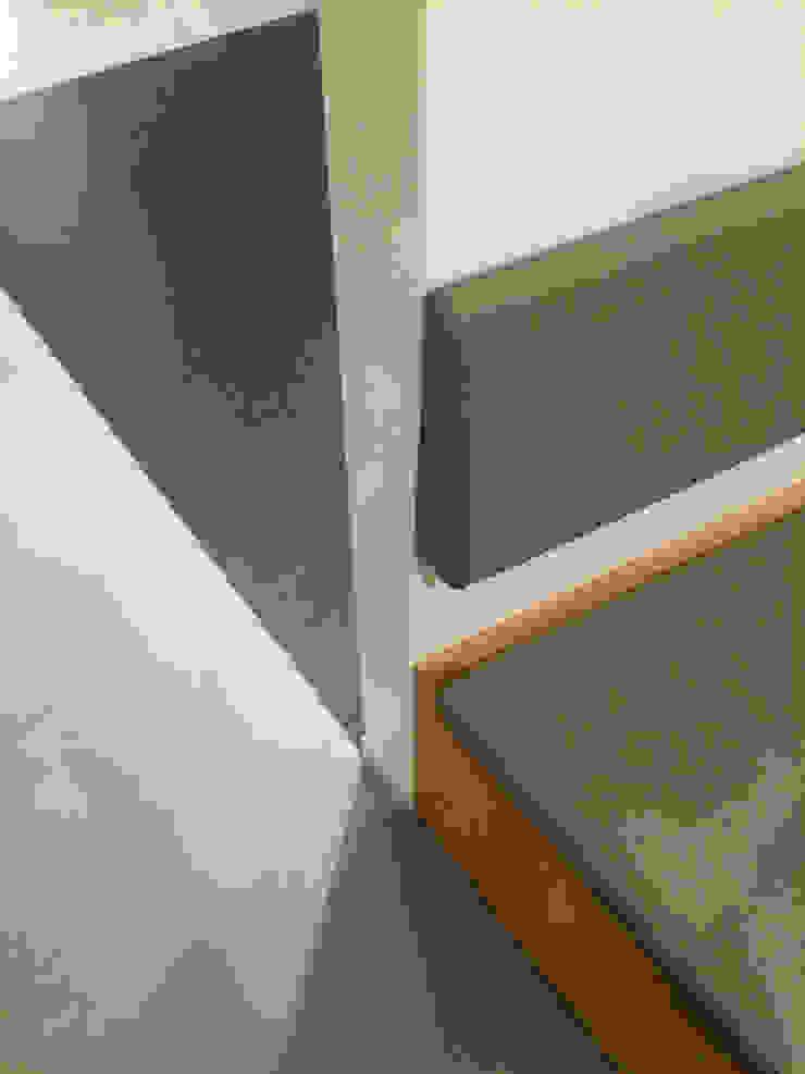 detail wachtkamer Scandinavische gezondheidscentra van You surround You Scandinavisch