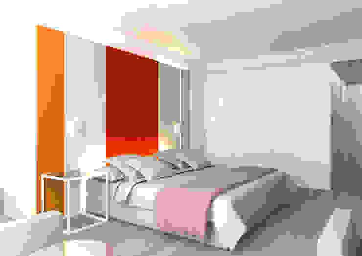 Hotel en México de Suite 9 Minimalista